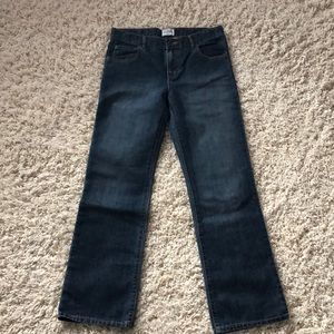 🎉 NWOT CHILDRENS PLACE boys boot cut jeans
